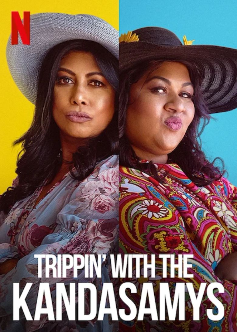 Trippin' with the Kandasamys Poster
