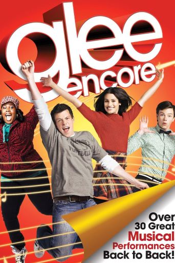 Glee Encore Poster