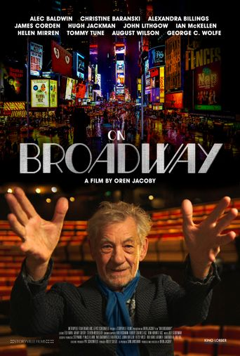 On Broadway Poster