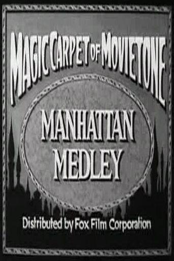 Manhattan Medley Poster