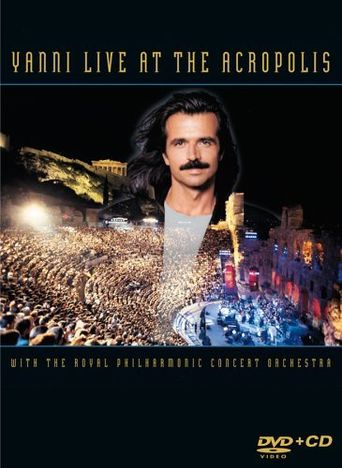Yanni: Live at the Acropolis Poster