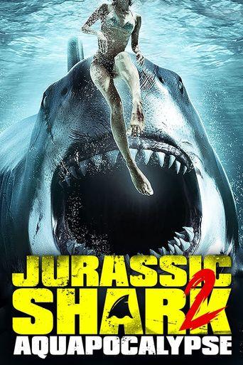 Jurassic Shark 2: Aquapocalypse Poster