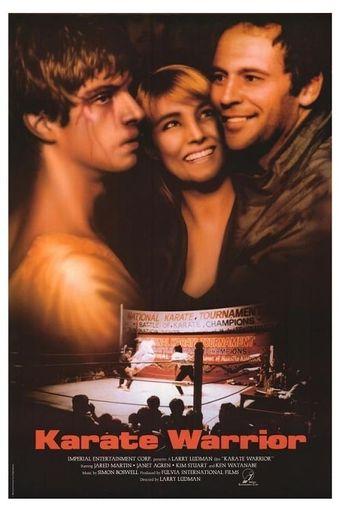 Karate Warrior Poster