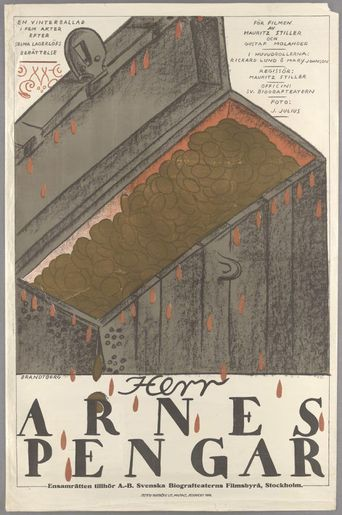 Sir Arne's Treasure Poster
