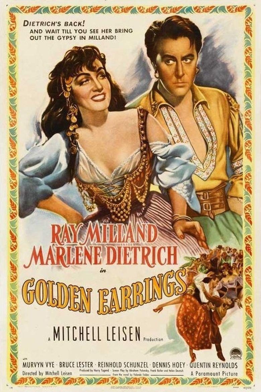 Golden Earrings Poster