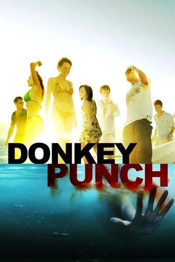 Donkey Punch Poster