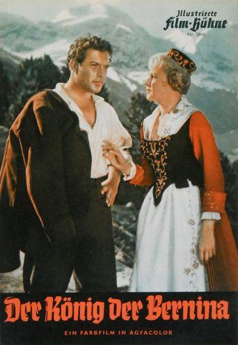 Der König der Bernina Poster