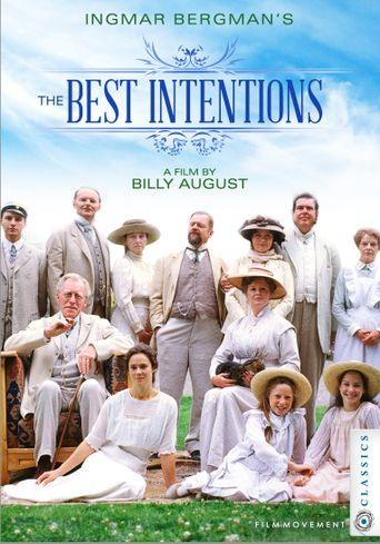 The Best Intentions Poster