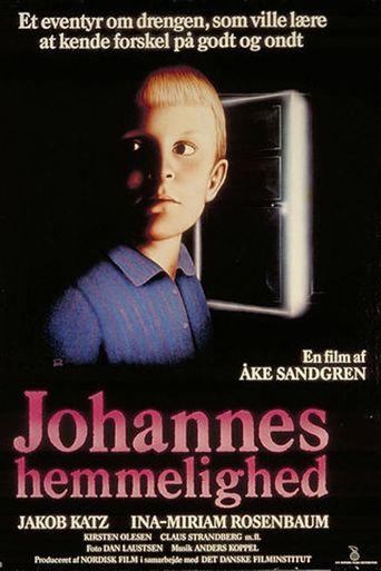 Johannes hemmelighed Poster