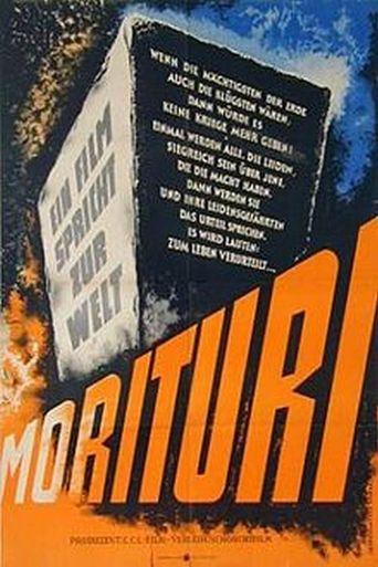 Morituri Poster