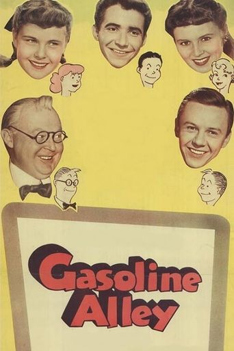 Gasoline Alley Poster