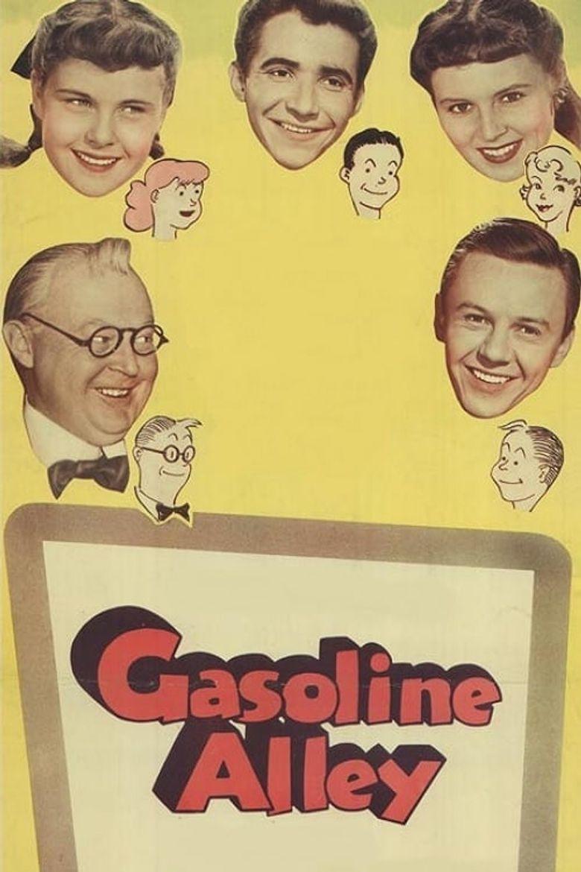 Gasoline Alley Poster