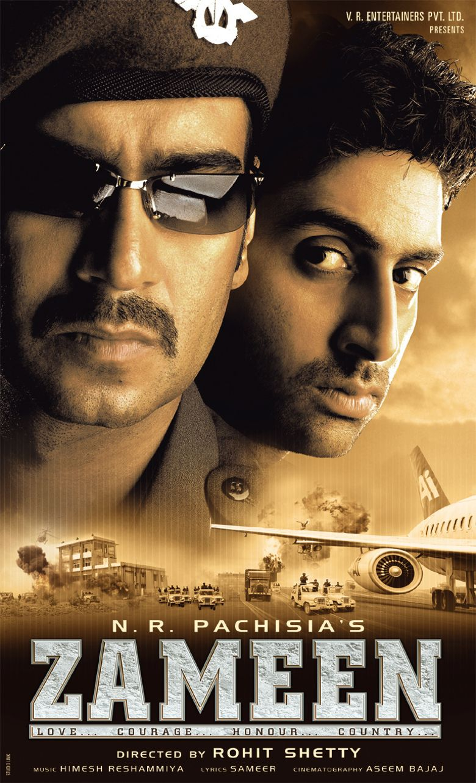 Zameen Poster