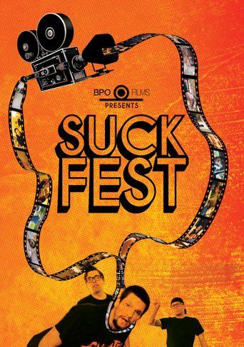 Suck Fest Poster