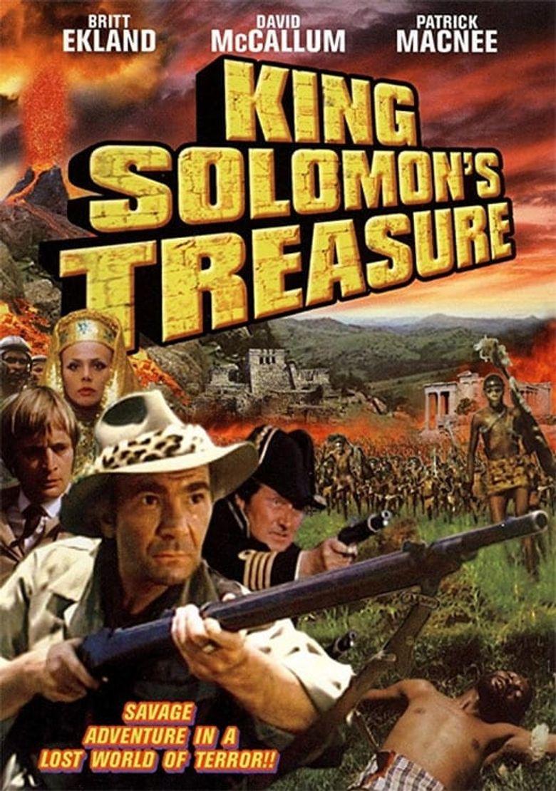 King Solomon's Treasure Poster