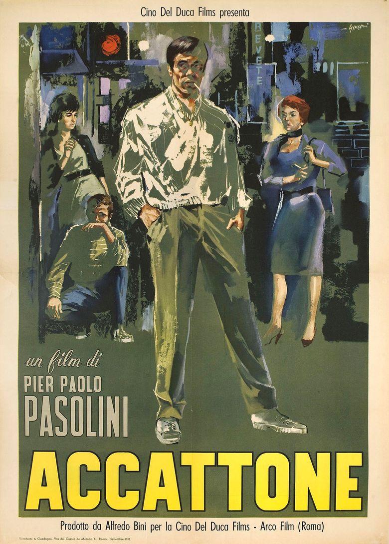 Accattone Poster