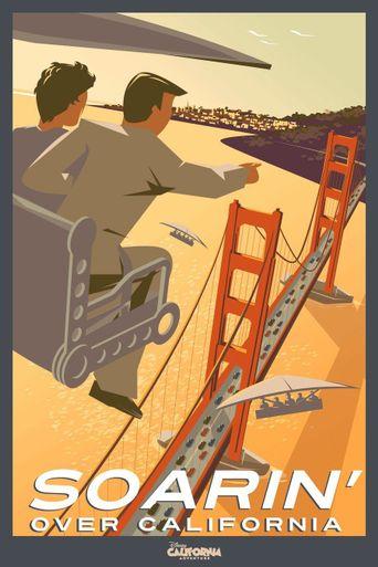 Soarin' Over California Poster