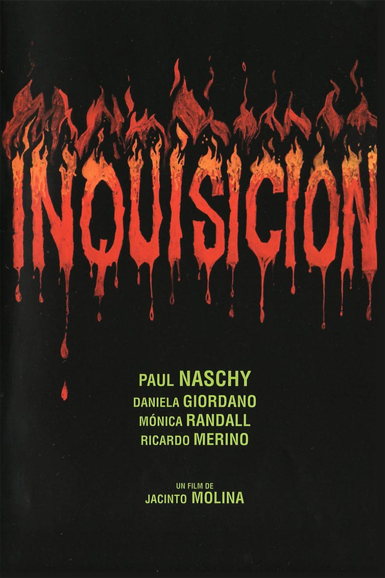 Inquisition Poster