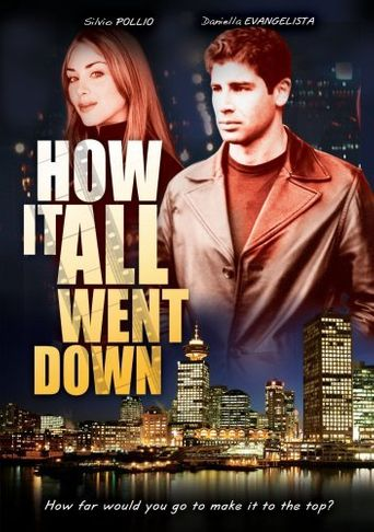 How It All Went Down Poster
