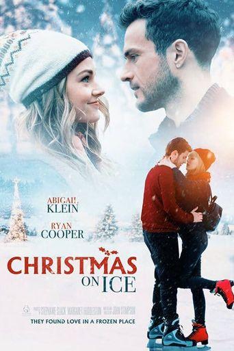 Christmas on Ice Poster