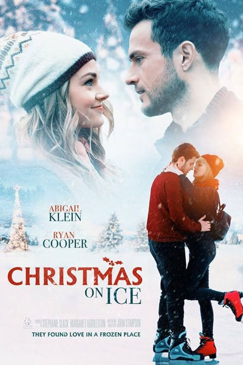 Christmas on Ice Poster