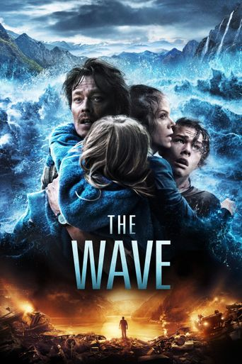 The Wave Poster