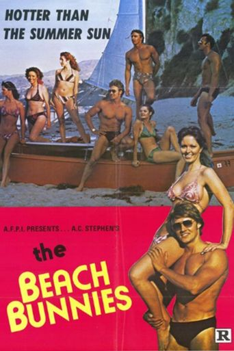 The Beach Bunnies Poster