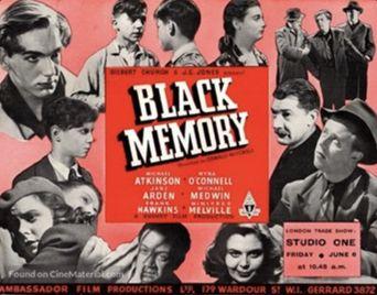 Black Memory Poster