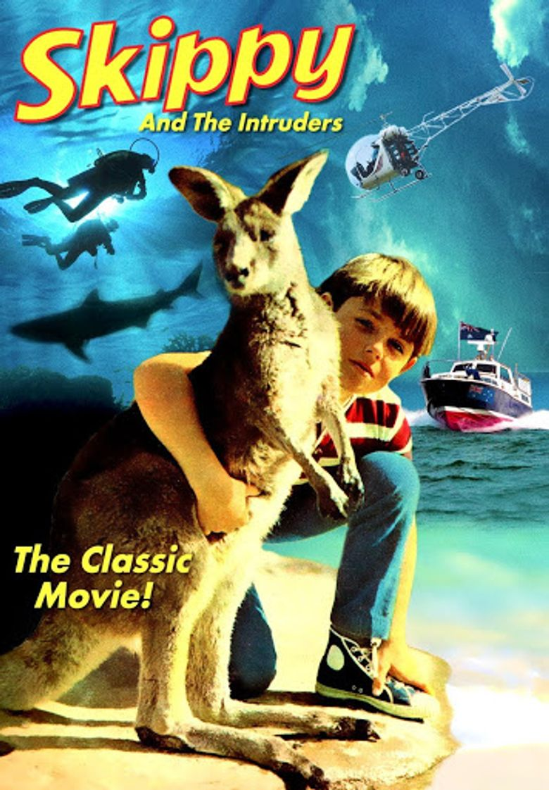 Skippy and the Intruders Poster