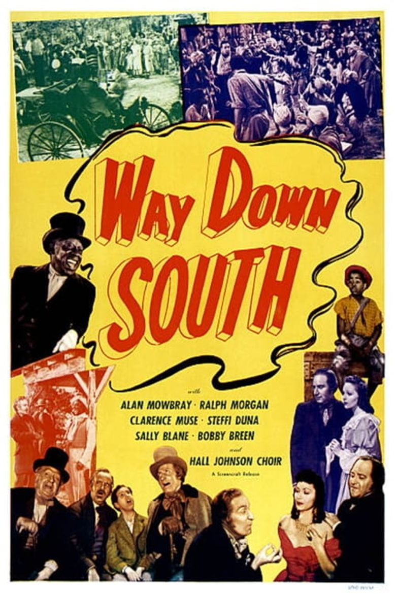 Way Down South Poster