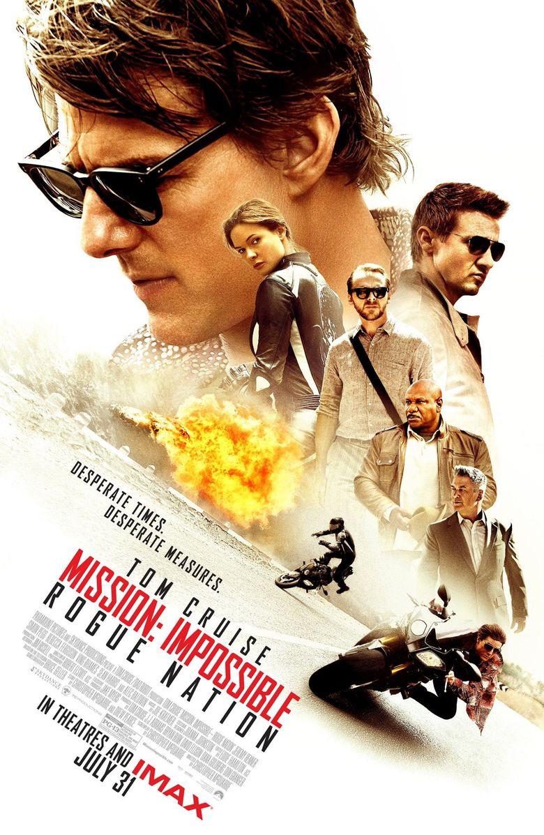Mission: Impossible - Rogue Nation (2015) - Watch on FX