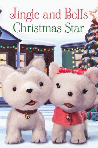 Jingle & Bell's Christmas Star Poster