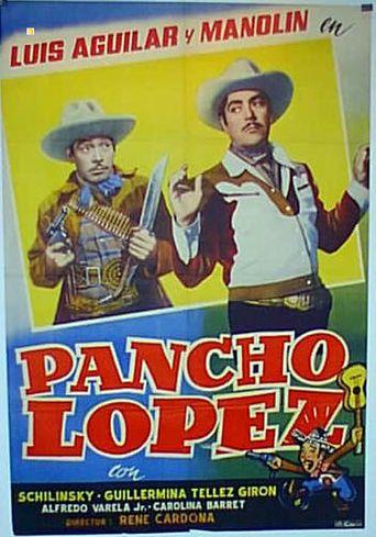 Pancho López Poster
