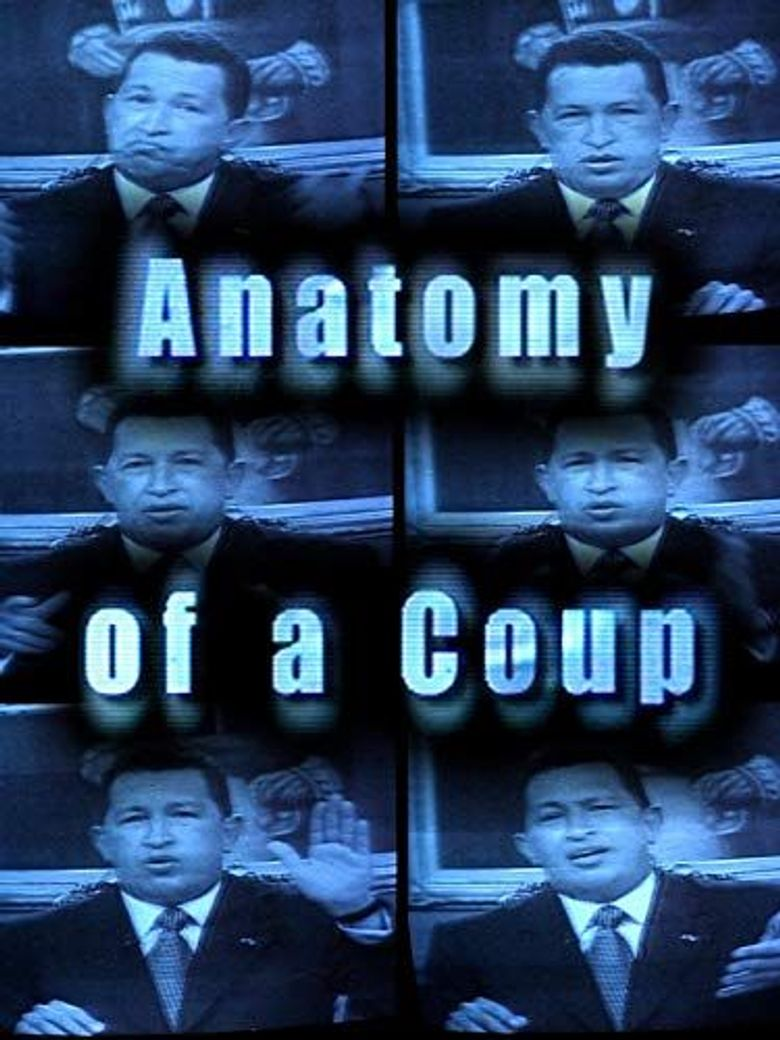 Anatomy of a Coup Poster