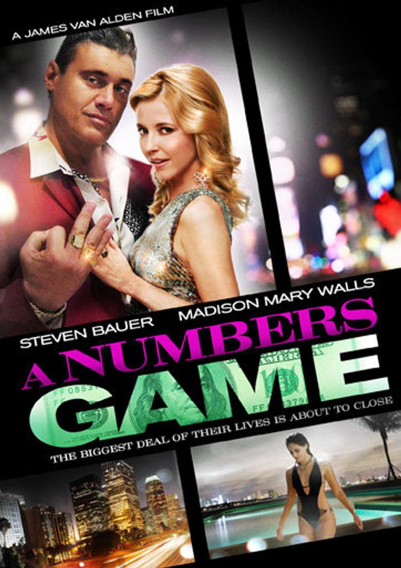 A Numbers Game Poster
