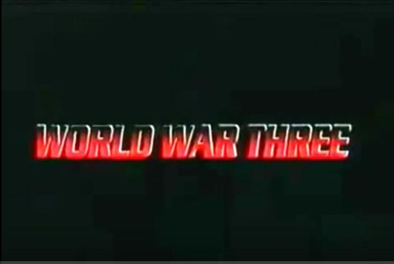 World War Three Poster