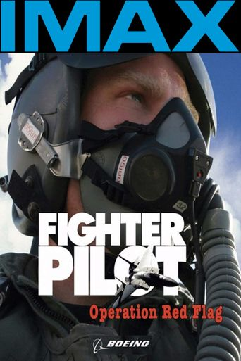 Fighter Pilot: Operation Red Flag Poster