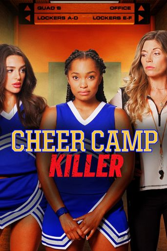Cheer Camp Killer Poster