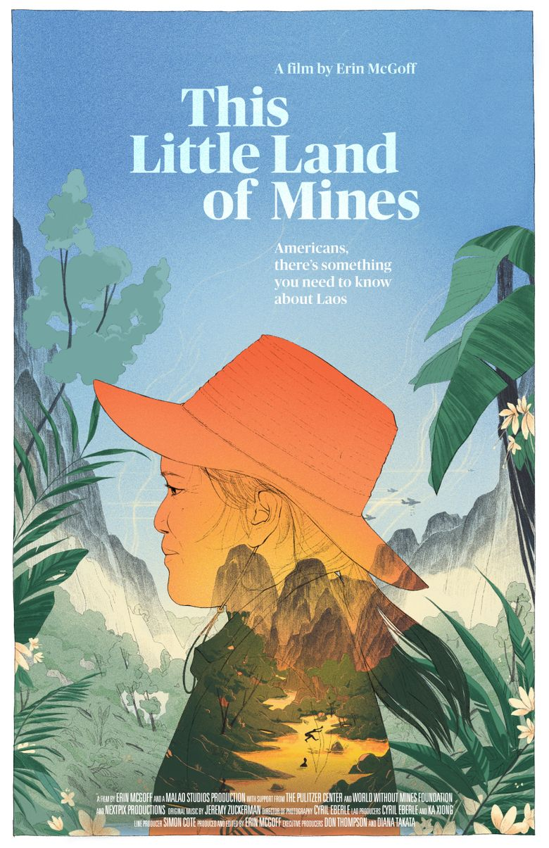 This Little Land of Mines Poster