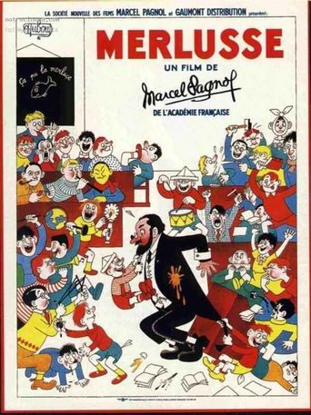 Merlusse Poster