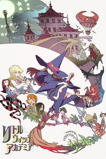 Watch Little Witch Academia