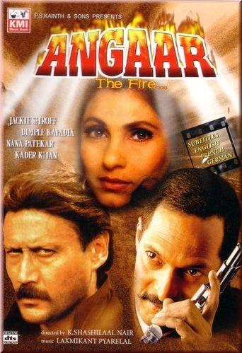 Angaar Poster