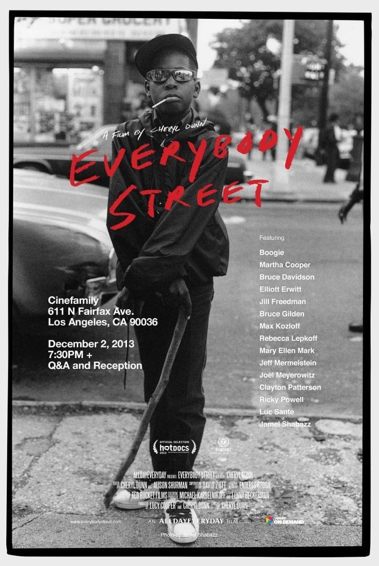 Everybody Street Poster