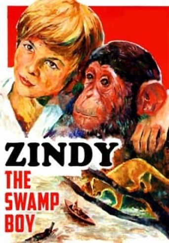 Zindy, the Swamp Boy Poster