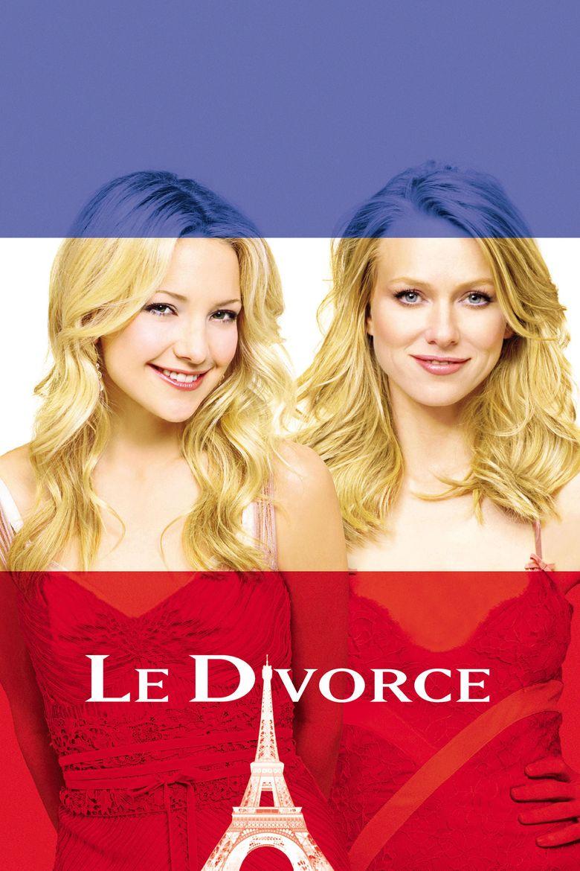 Le Divorce Poster