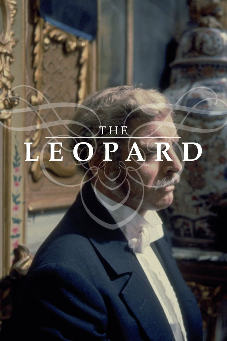 The Leopard Poster
