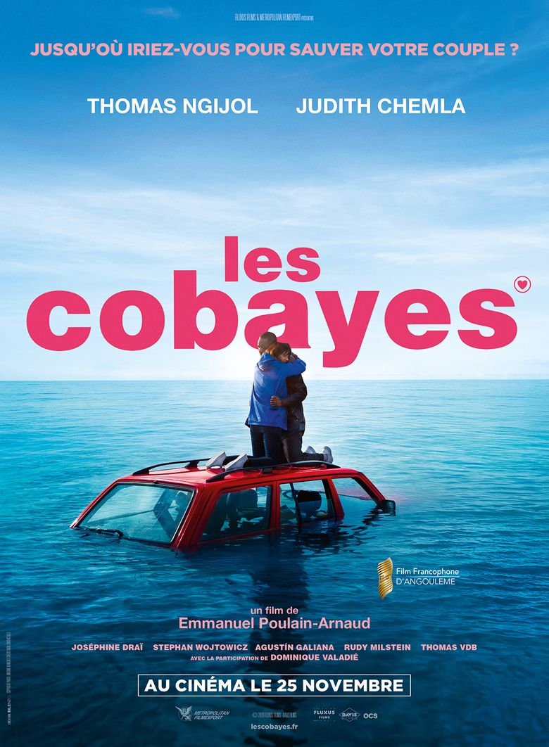 Les Cobayes Poster