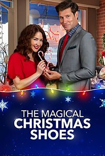 The Magical Christmas Shoes Poster