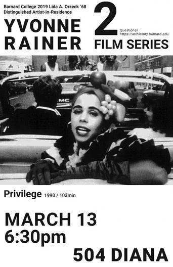 Privilege Poster
