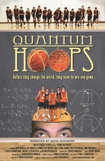 Quantum Hoops Poster